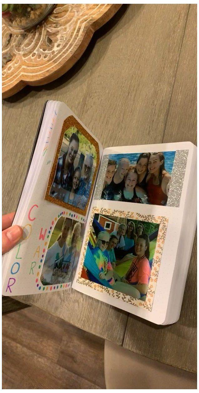 best friend scrapbook ideas diy photo books