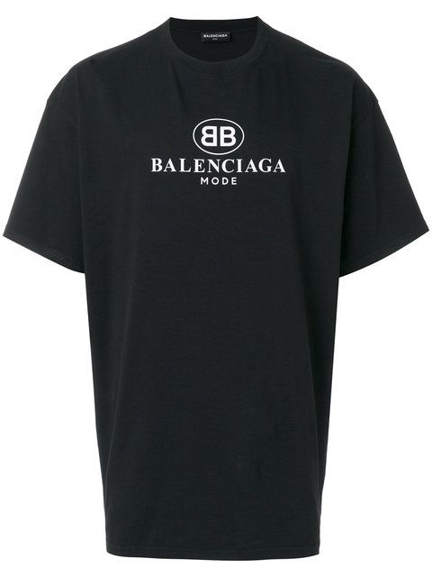 e6b92efb Shop Balenciaga BB Mode T-shirt. | Fashion | Balenciaga t shirt ...