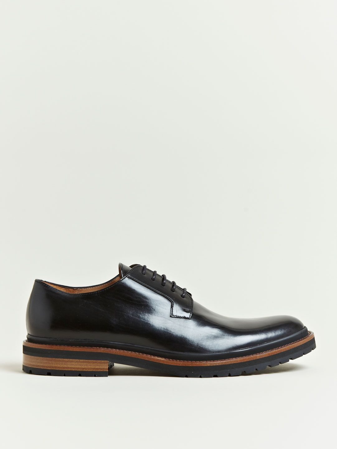 timeless design f5a29 05016 Dries Van Noten Men's Leather Oxford Shoes | KINSHIP | Scarpe