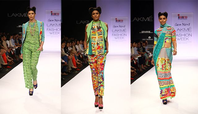 Quirk Box Collection Google Search Lakme Fashion Week