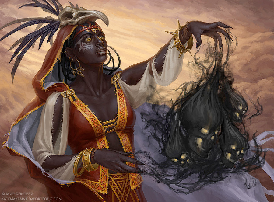 Voodoo Witch Doctor 41 Images Dark Witch Character Portraits Black Witch