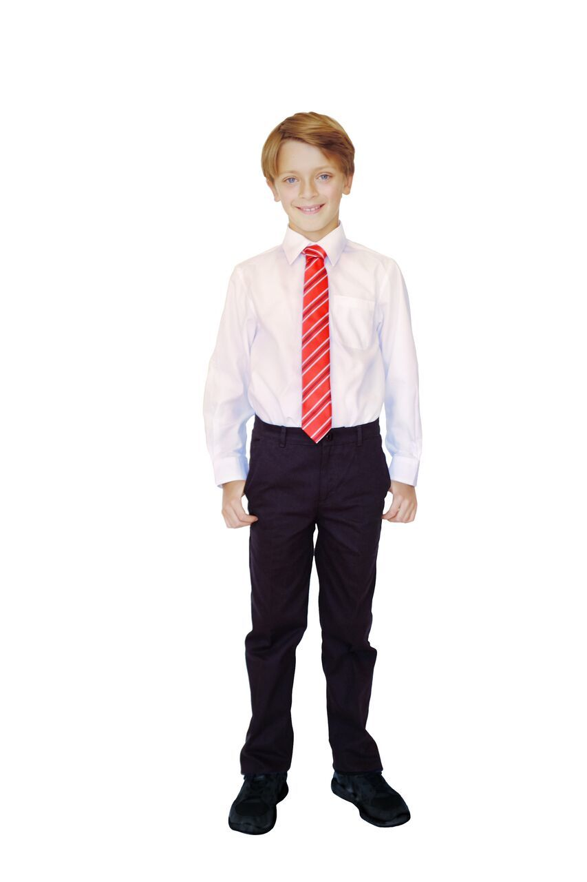 5194d8b9f Organic School Uniform - Black Classic Fit Boys Trousers  organic   organiccotton  sustainablefashion  ecofashion  slowfashion  school  uniforms    ...