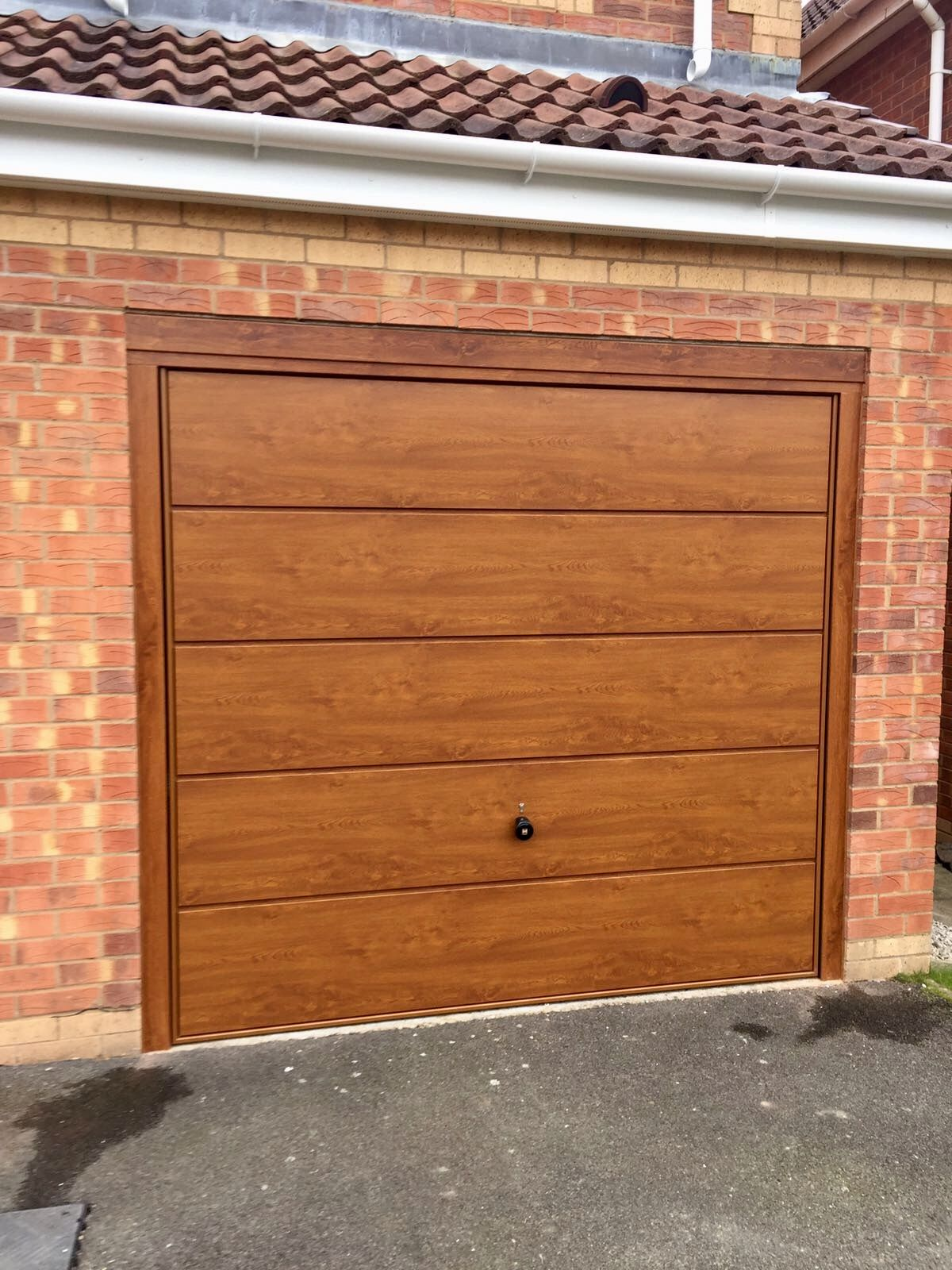 coated door refacing horizontal in x resurfaced with powder garage g windows