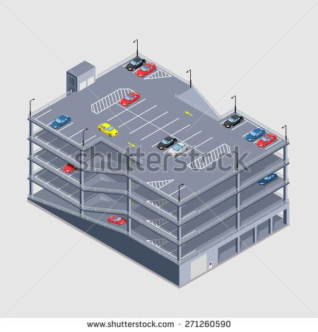 Garage. Working details for multistorey garage   Google Search   Garages