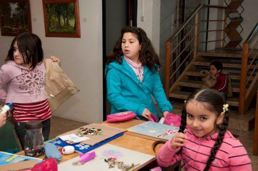 taller de arte infantil  universidad de talca