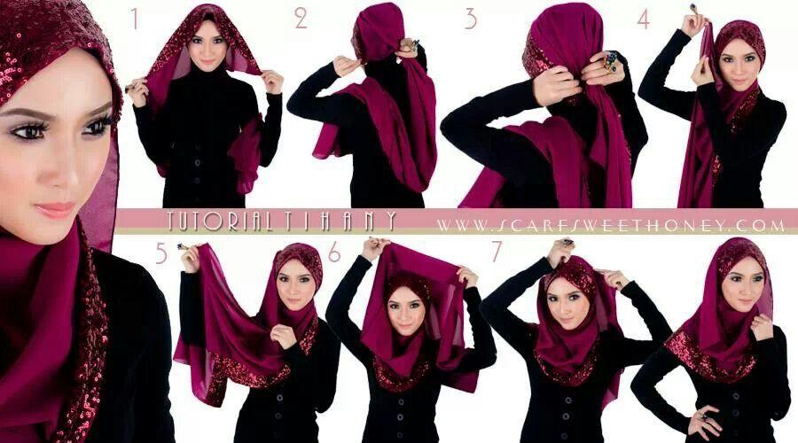 Malaysian Hijab Tudung Tutorial Hijab Tutorial Hijab Fashion Inspiration Hijab Fashion