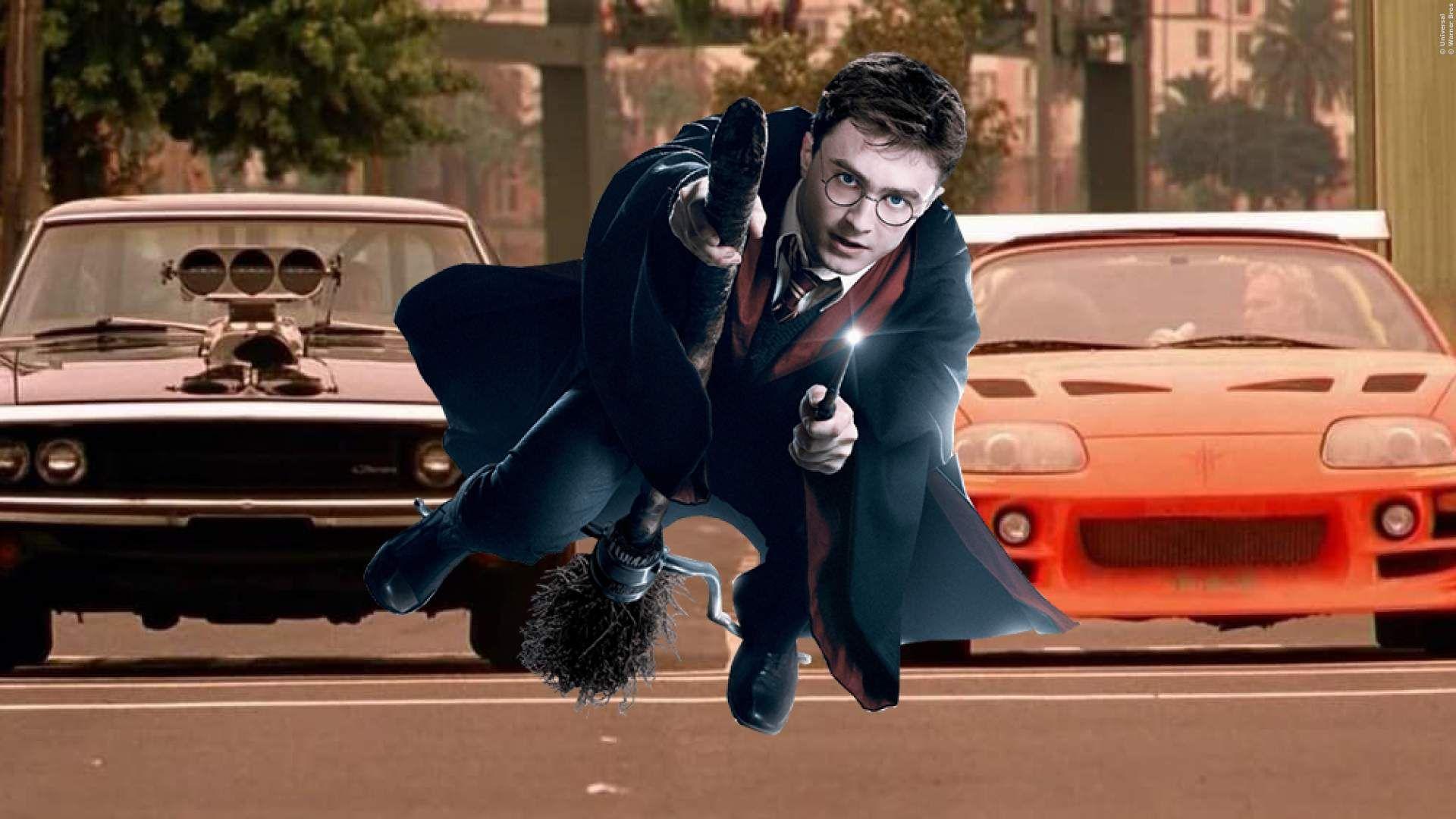 Aufgeklart Spielt Der Harry Potter Star Bald Wirklich In Fast Furious Mit Daniel Radcliffe Kennen Die Fast And Furious Joe Manganiello Daniel Radcliffe
