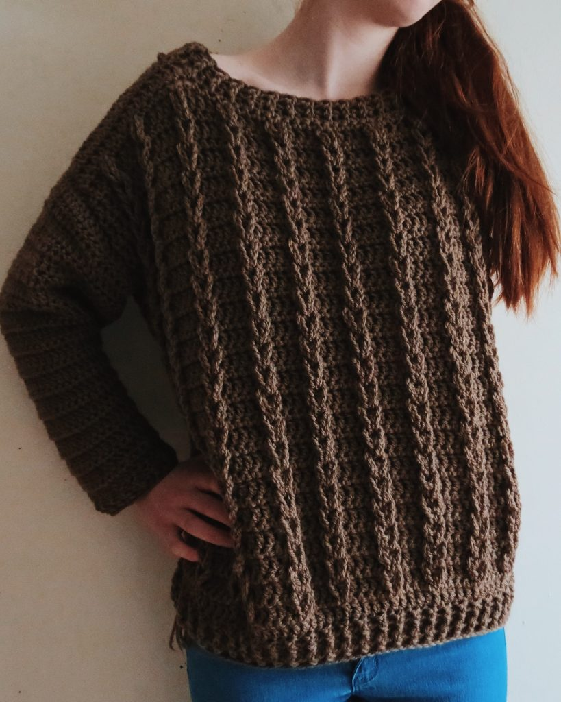 Don T Miss Out Subscribe To Newsletterreceive Lots Of Free Crochet And Knit Patternsinvalid Email Address G In 2020 Crochet Cable Cable Sweater Pattern Sweater Pattern