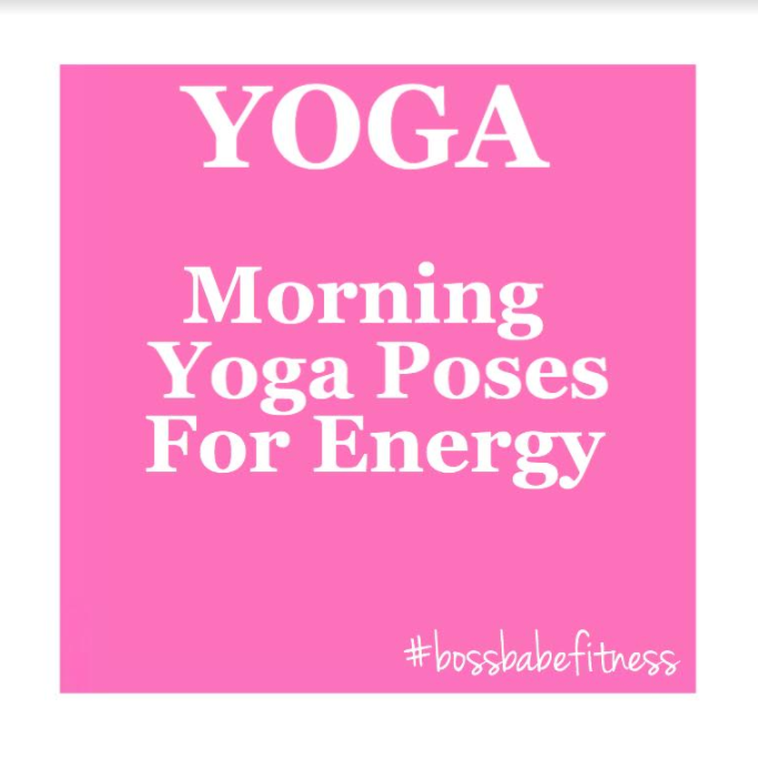 Morning Yoga Poses For Energy --->  https://www.youtube.com/watch?v=j-GiGEY4904&list=PLkQBCctMdS_WY1eP0fl33IC2x7hqvnusa&index=2