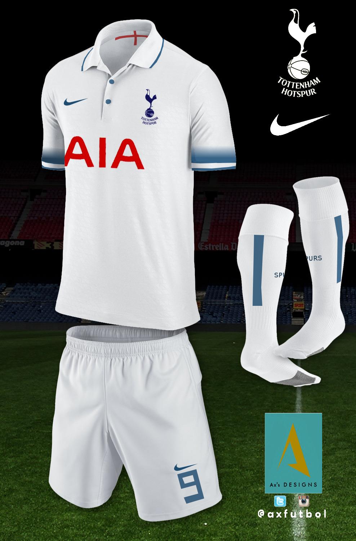 e9f016856 Possible new Spurs Nike kit   Football kits   Tottenham kit ...