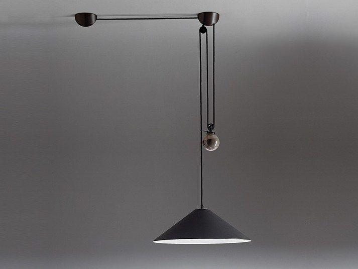 Lampade Da Soffitto A Led Artemide : Aggregato saliscendi pendant lamps pulley and lights