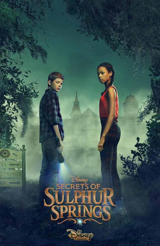 Ver Serie Los Secretos De Sulphur Springs Online Hd Entrepeliculasyseries En 2021 Pelicula Disney Channel Peliculas Recomendadas El Secreto