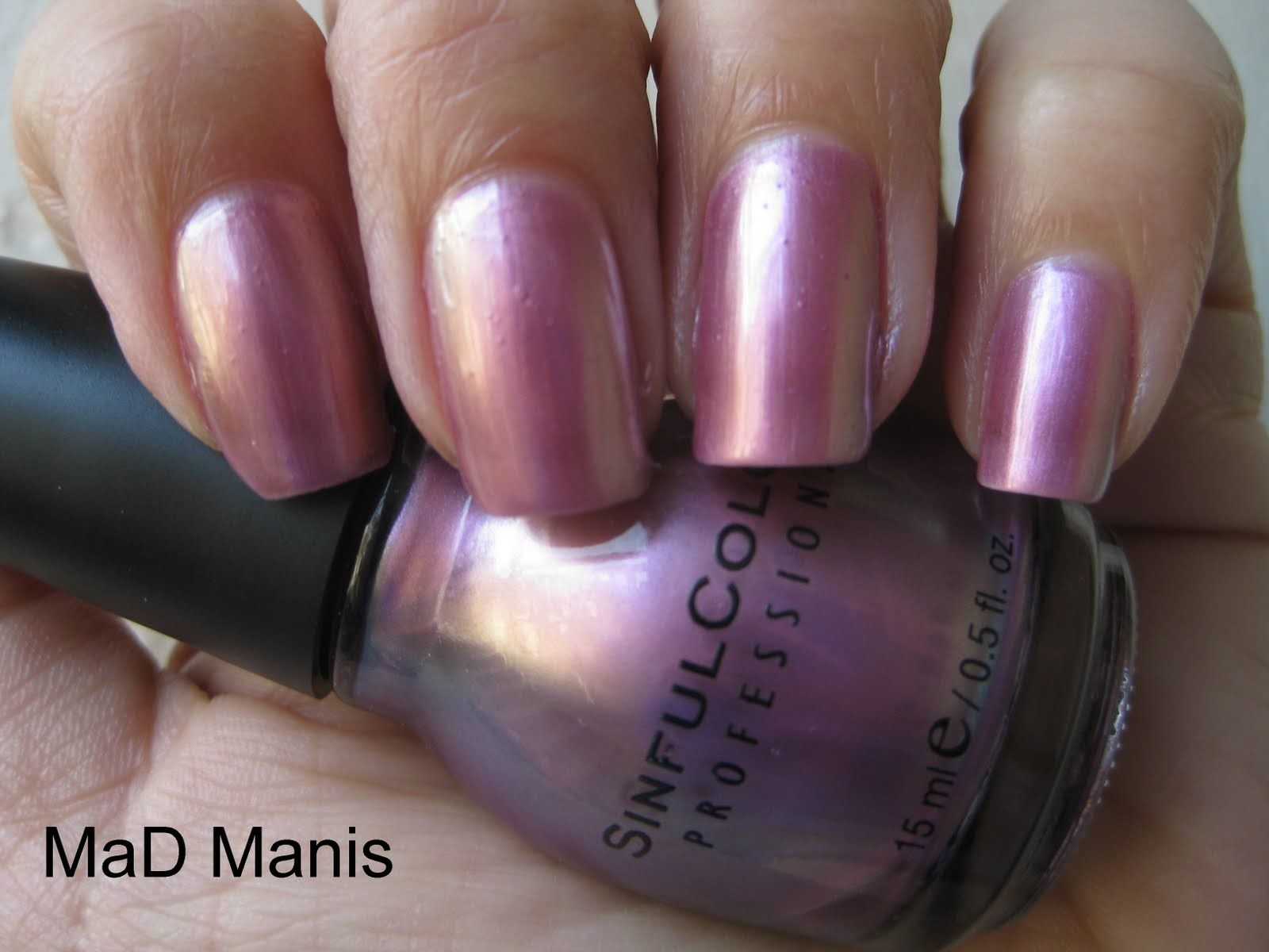 sinful colors bali mist - Vernis Sinful Colors