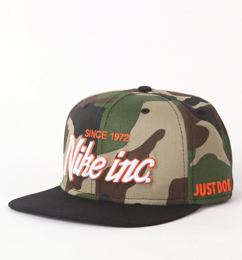 Nike Attitude Snapback Camo Hat - PacSun.com