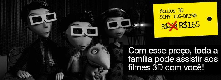 3D com toda a família!