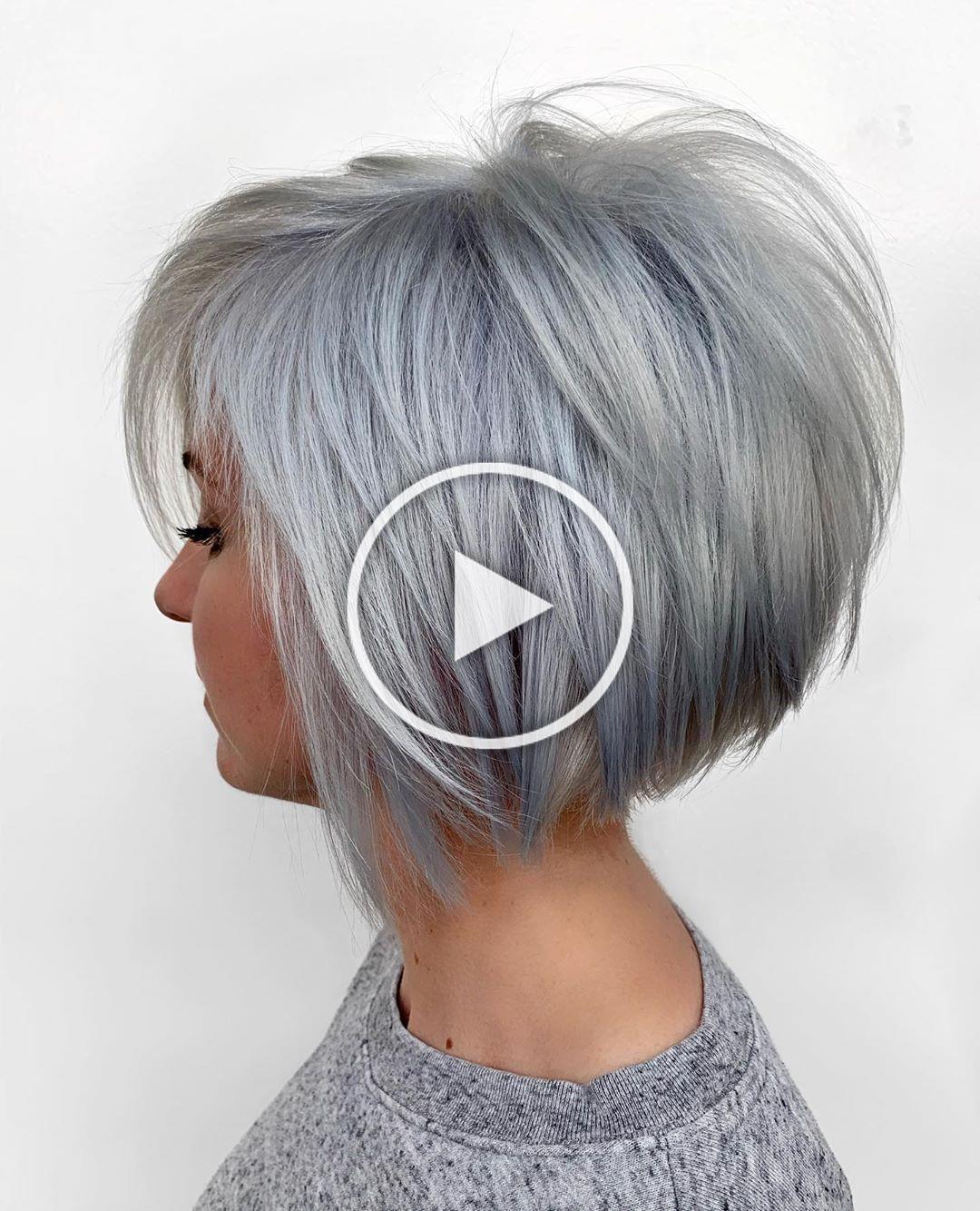 10 Short Bob Hair Color Ideas Women Short Hair Styles Color 2020 2021 In 2020 Bob Hair Color Short Hairstyles For Women Bob Hairstyles