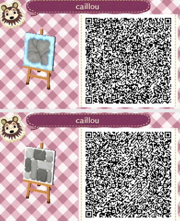Winter stone path animal crossing new leaf qr codes Boden qr codes animal crossing new leaf