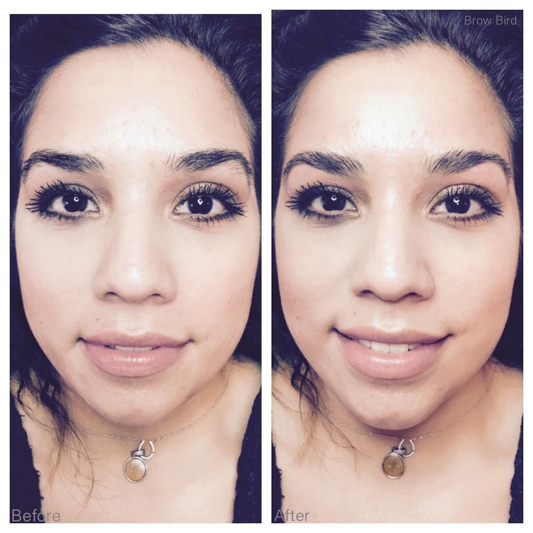 Skin growing over nose piercing  BrowBird Online Booking on Instagram ucYour brow appointment IS