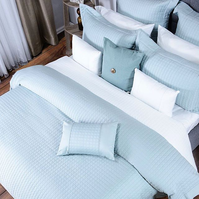 Baby Blues  Hotel Bedding Collection #linenchest