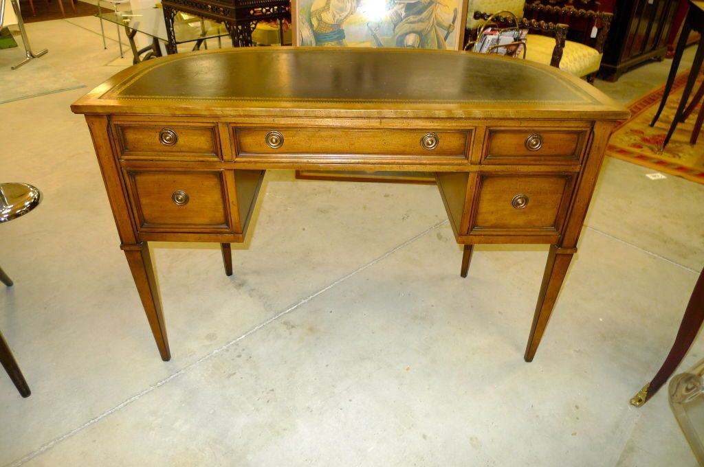 Neoclical Demi Lune Desk By Sligh Lowry