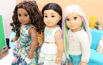American Girl Ideas • DIY Doll Crafts