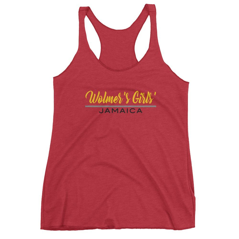 Wolmer's Penn Relays Fan Women's Racerback Tank Top
