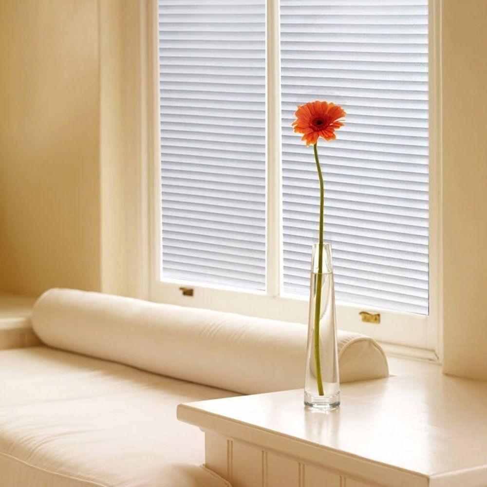 Amazon.com: Generic Premium Decorative Self-adhesive Window Film for ...