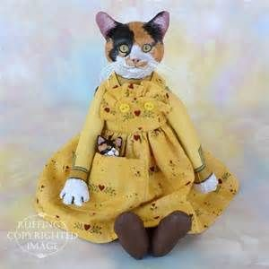 Dolls Made Out of Buttons - Bing images