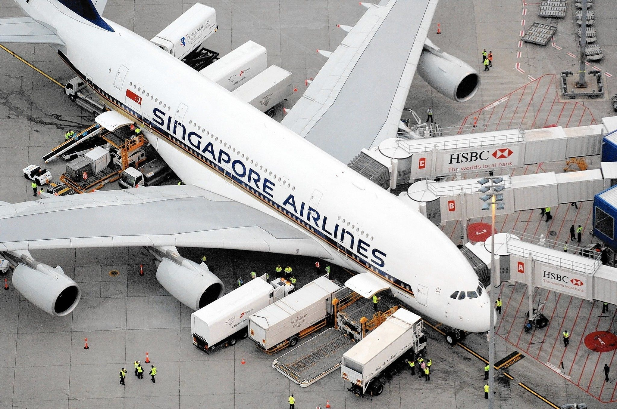 O'Hare takes step to host huge Airbus A380 Airbus a380