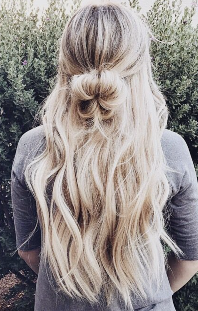 Pinterest: @adaglis/A R I  Hair styles, Long hair styles, Curly