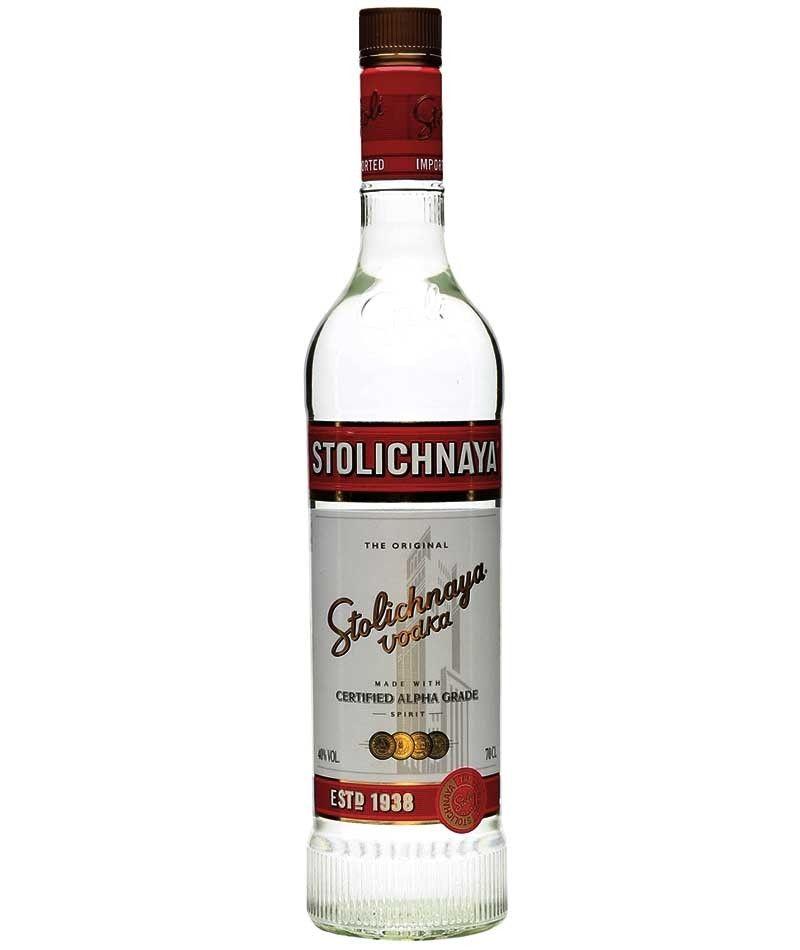 Comprar Vodka Stolichnaya Al Mejor Precio En Copa De Balón Vodka Stolichnaya Vodka Copa De Balon