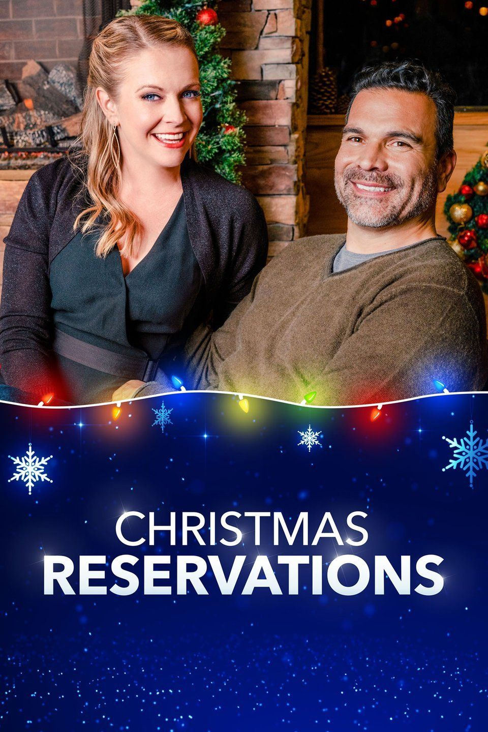 Christmas Reservations 2019 Christmas Movies Hallmark Christmas Movies Hallmark Movies Romance