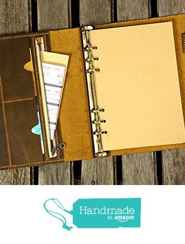 Pin by Ashley Armistead on Leather | Leather notebook