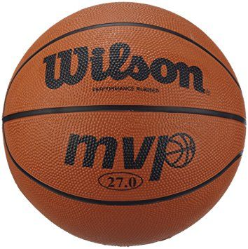 Taken Wilson Mvp Basketball Size 7 Orange Black 8 Wilson Basketball Basketball Basketball Ball