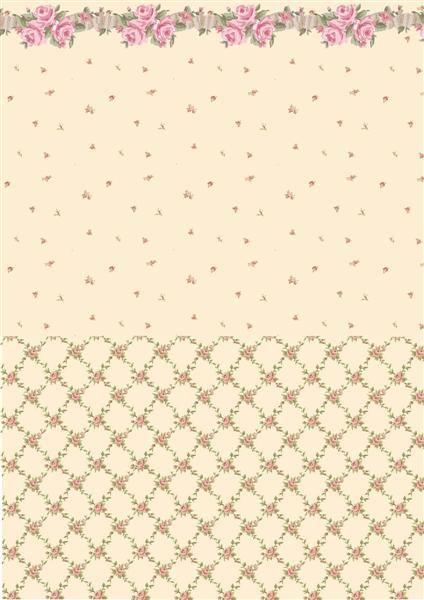 Todo Miniaturas Imprimibles Wallpaper Decoupage Paper