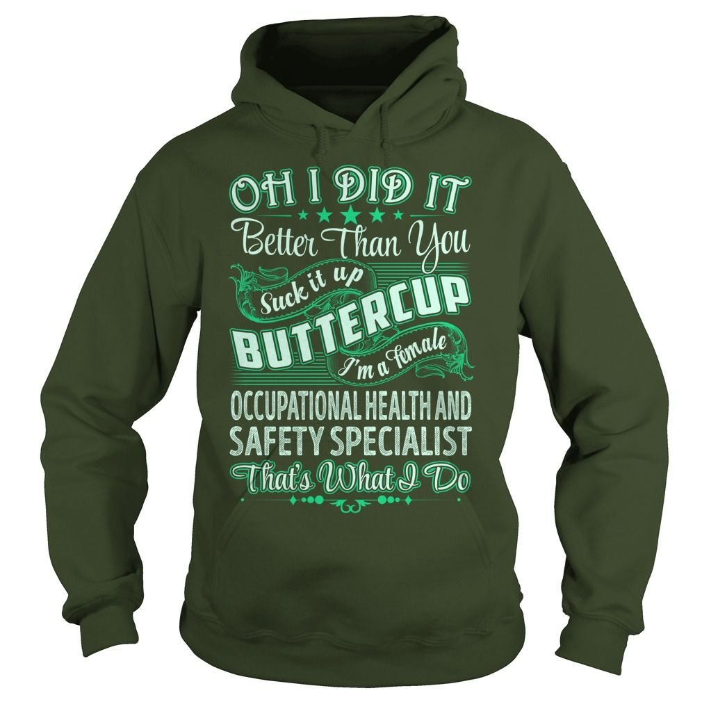 Occupational Health And Safety Specialist T shirt