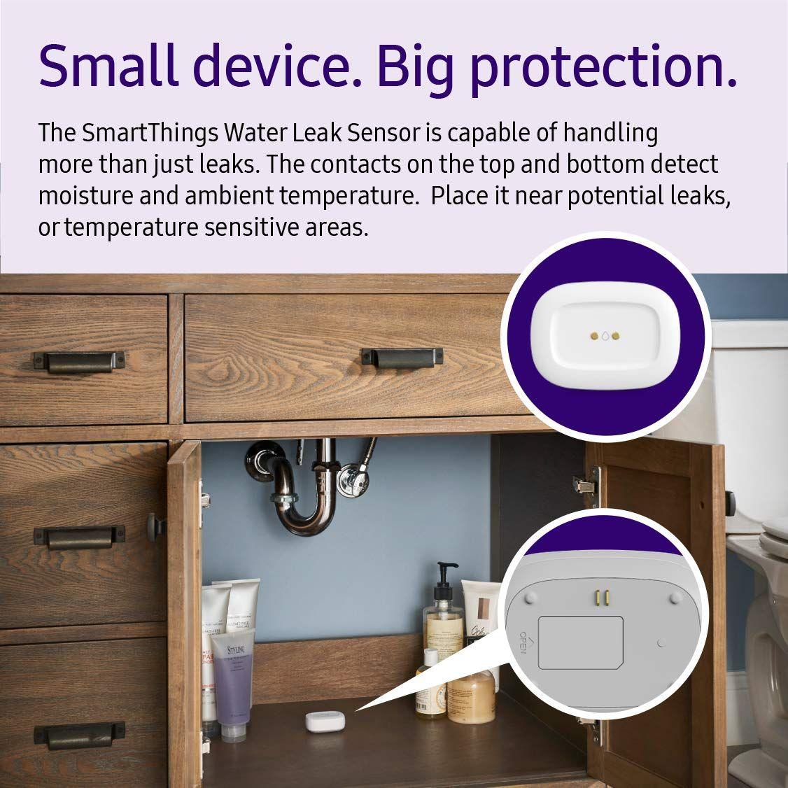Samsung Smartthings Hub 3rd Generation Gp U999sjvlgda Smart Home Automation Hub Home Monitoring Smart Devices Alexa Google Smartthings Hub Home Smart Home
