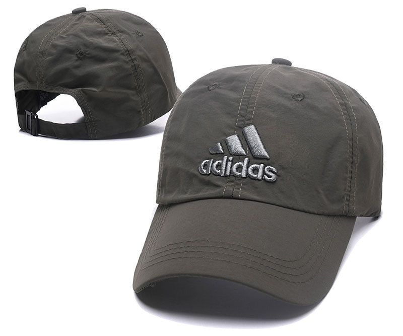 67a14c79989 Men s   Women s Adidas Performance 3-Straps Logo Curved Dad Hat - Khaki    Silver  tx18022702  -  14.82   CTWO Top Quality Adjustable Hat