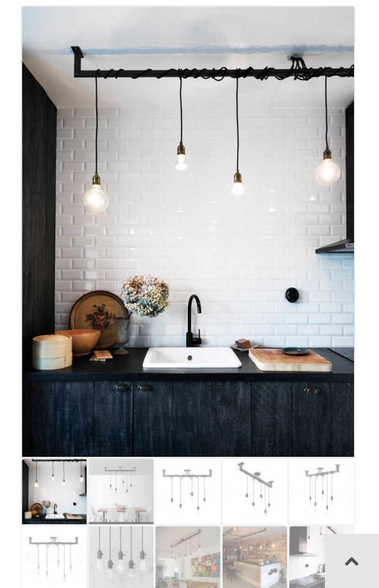 Super Industriële Loftbar | Keuken interieur MJ-05