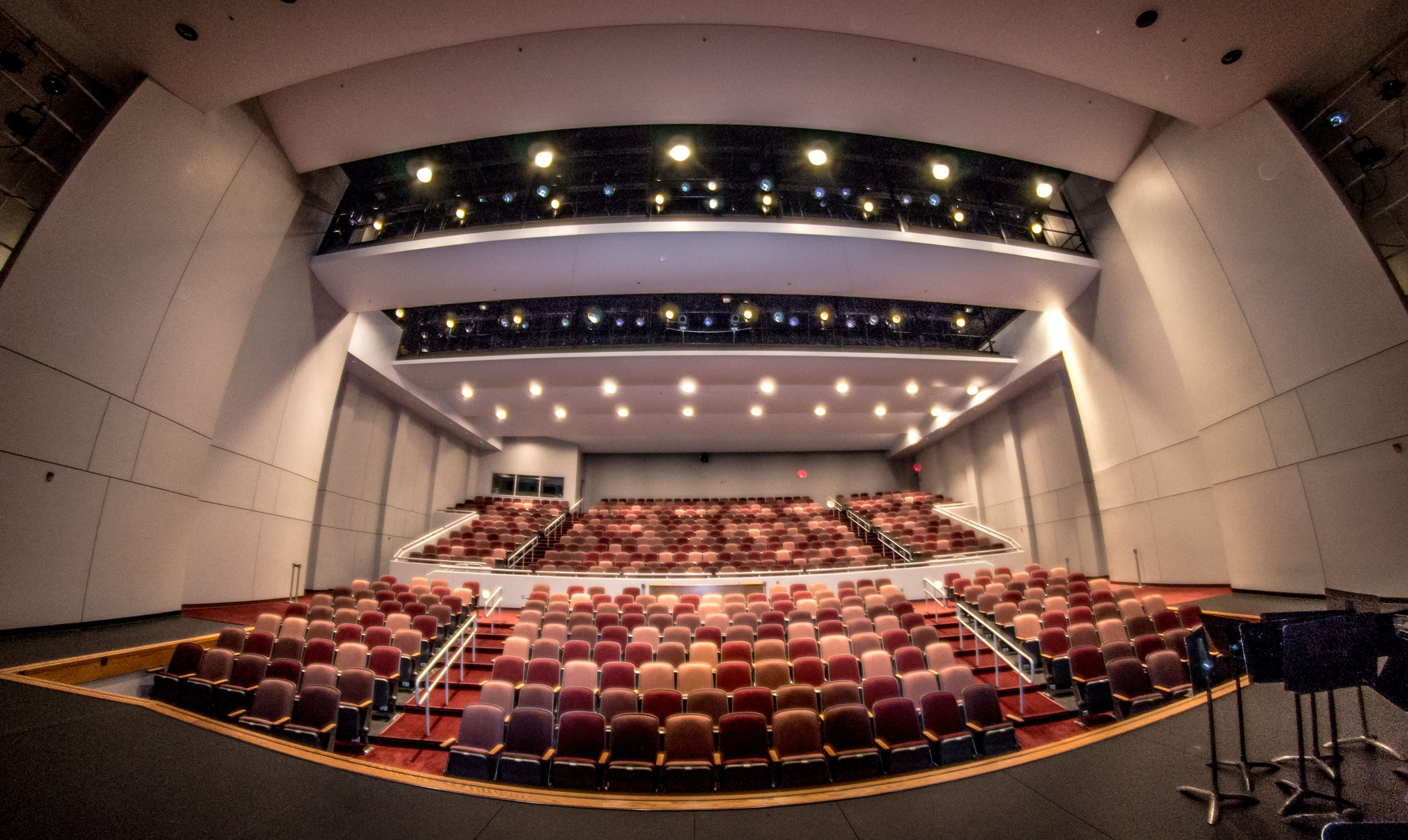 Theater Seating House Lighting Seating Charts Seating Theater Seating