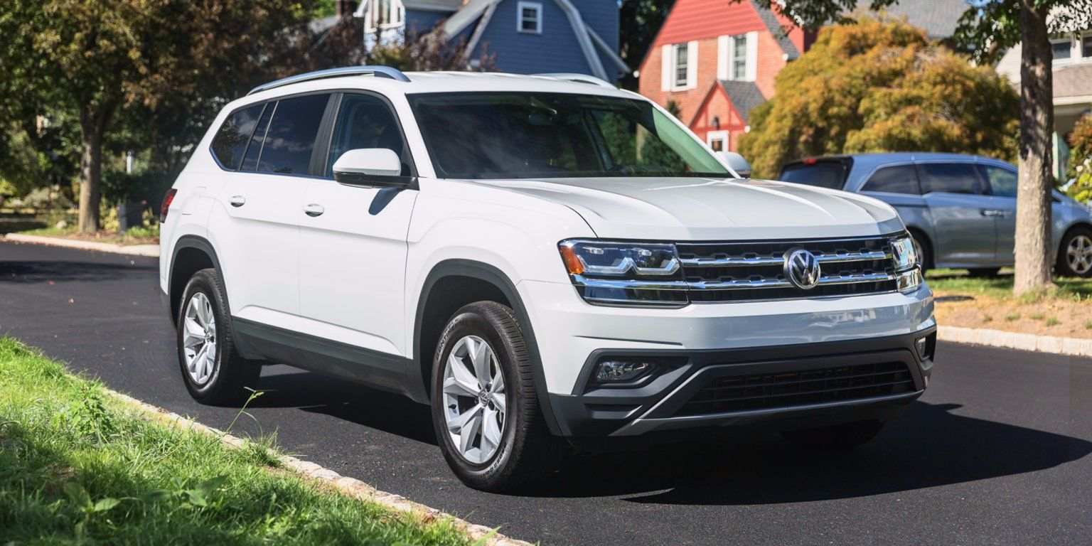 The Princeton Indiana Built Toyota Highlander Or Chattanooga Tennessee S Volkswagen Atlas Is One Of Best Ing Family Suvs In