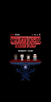 Stranger Things Wallpaper Tumblr Stranger Things