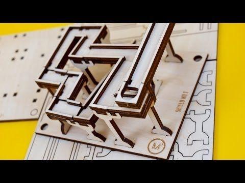 Tutorial Shield No 1 Modular Marble Machine Kit How To Build Youtube