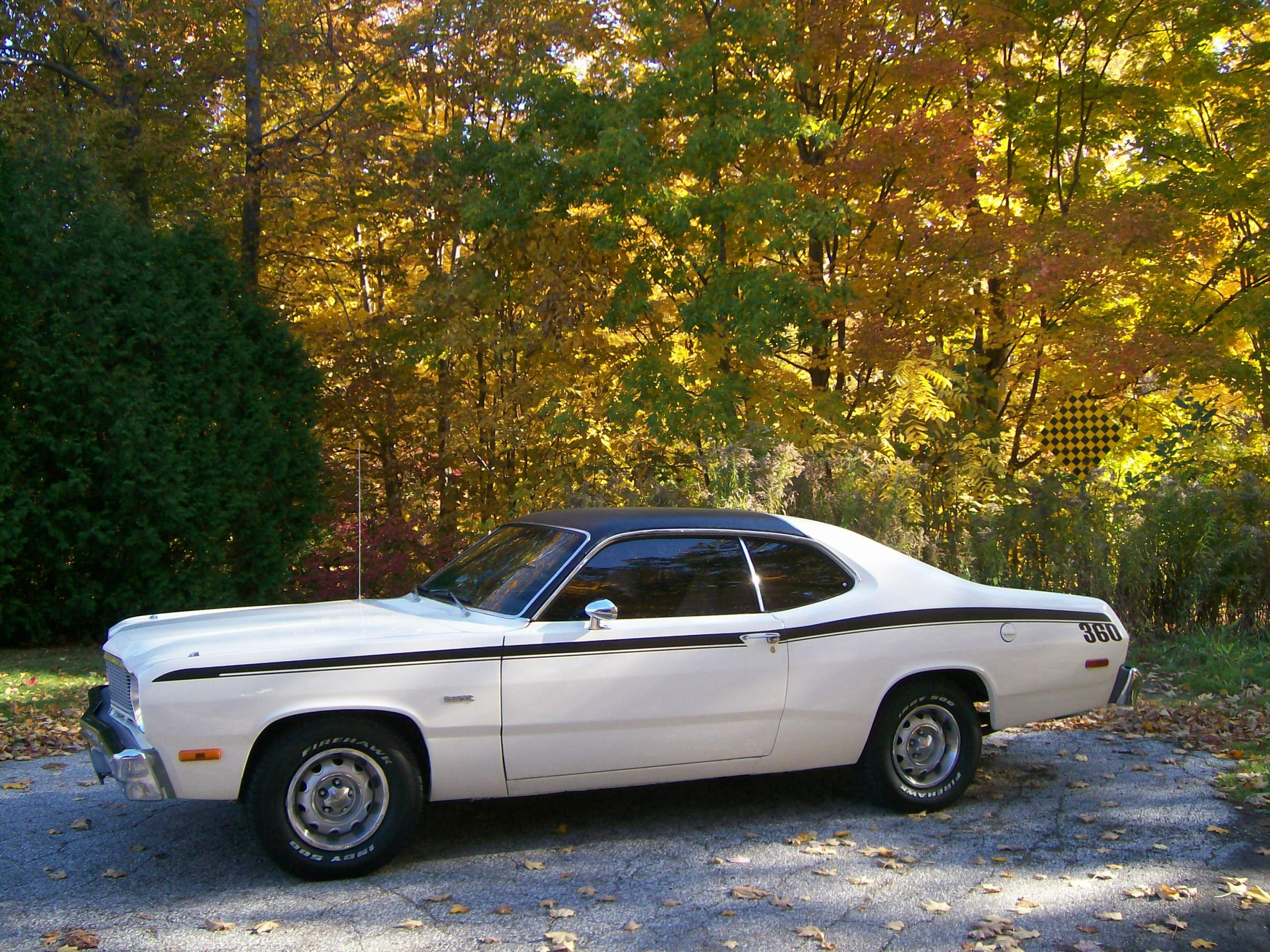 1976 Plymouth Duster 360 V8 Plymouth Duster Plymouth Cars Plymouth