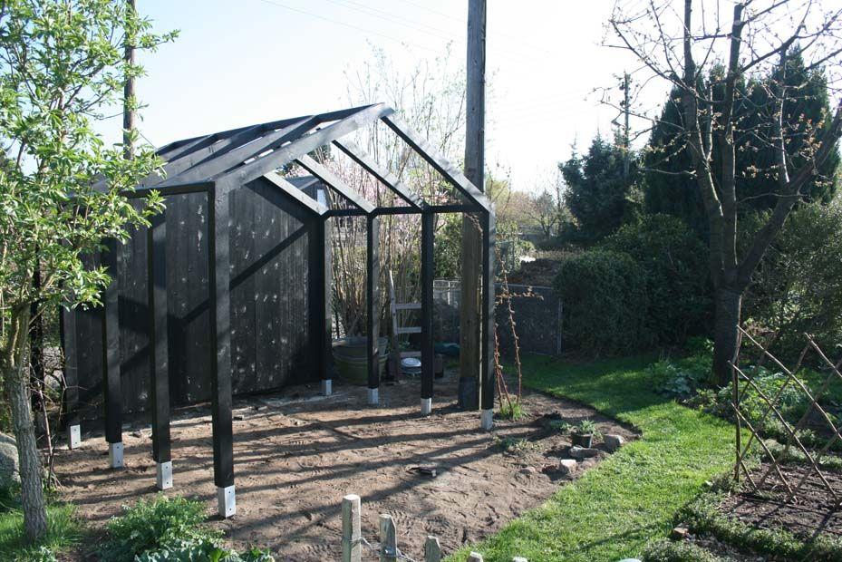 Rauspund Gartendesign Ideen Garten Tomaten Haus