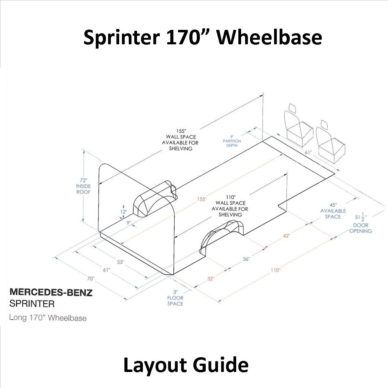 Sprinter Layout Guide 170 Wb Rv