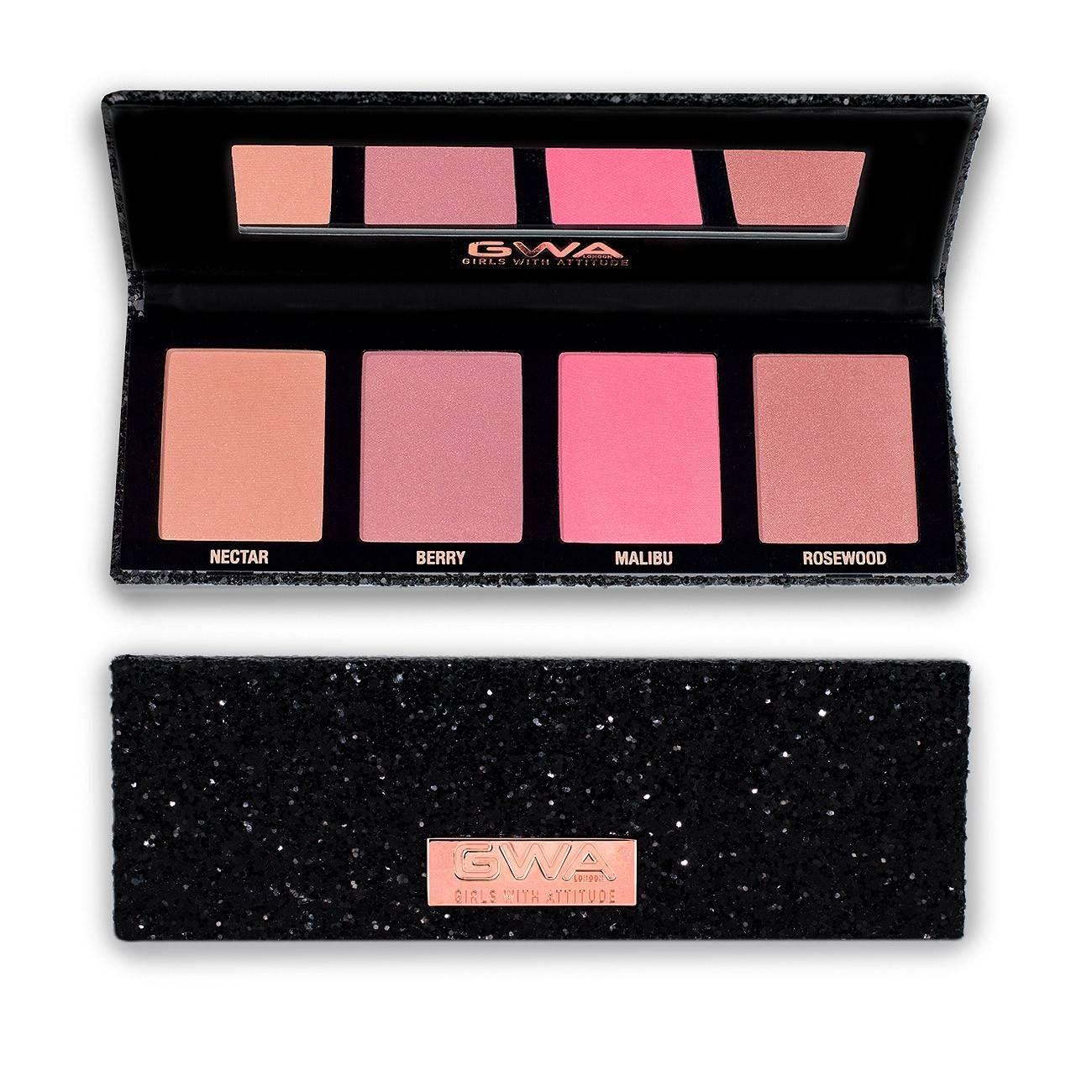 Boujee Blush Palette Blush palette, Custom shades, Blush