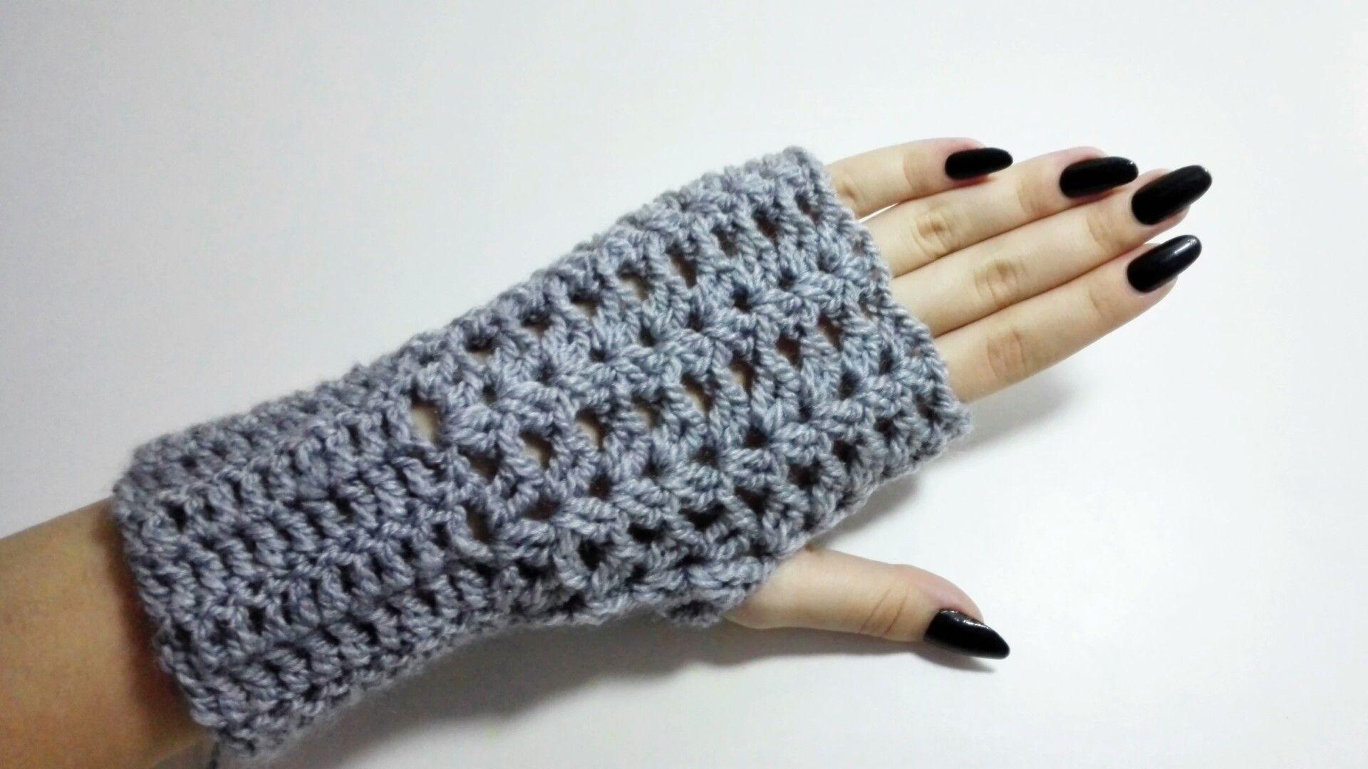 Pin de Rima Allawi en crochet   Pinterest   Mitones