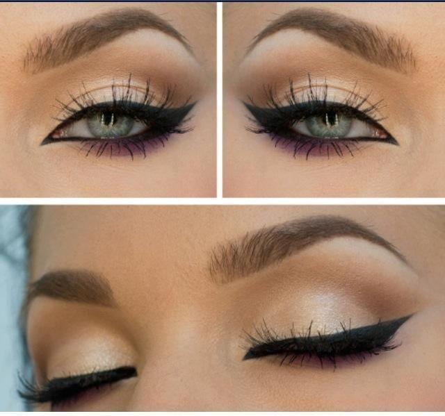 Eye Makeup Application Blue Eyes - Makeup Vidalondon | Make-Up ...