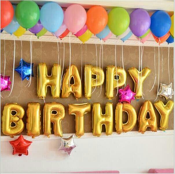 Simple decoration of birthday room amazing ideas luxury home design party decorations in also rh pinterest